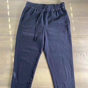 DKNY Drawstring Work Pants